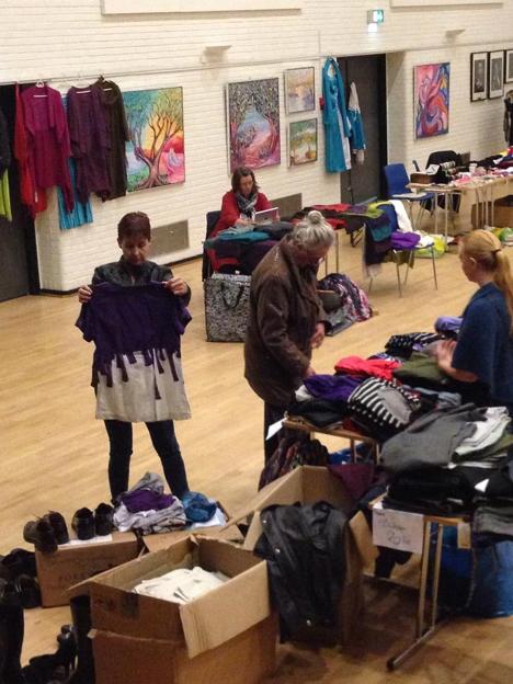 tøj til  kvinder sex i frederikshavn