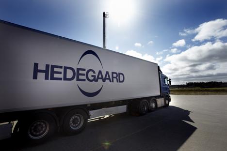 Virksomheden HEDEGAARD foods ekspanderer i Norden
