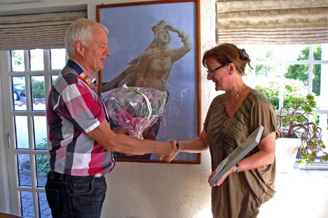 Hadsund Rotarys Erhversvpris 2014