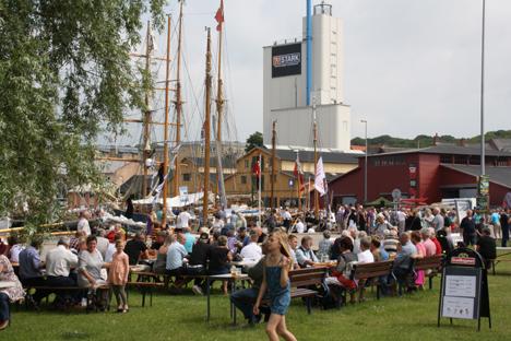 Nordisk Sejlads vender tilbage til Hobro