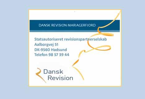 dansk revision mariagerfjord