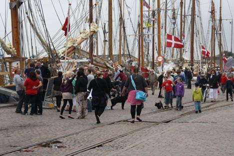 Så er Nordisk Sejlads-programmet på plads...