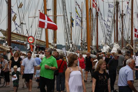 Nordisk Sejlads efterlyser frivillige