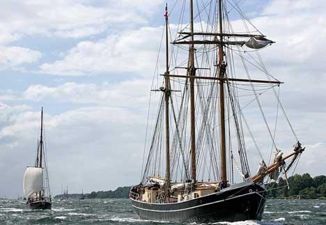 Forsmag på Nordisk Sejlads, torsdag aften på Havnen i Hadsund