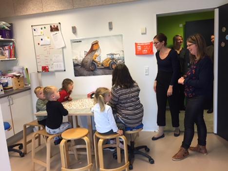 Børne- og Socialministeren på besøg i Rebild