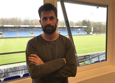 Superligaspiller Martin Mikkelsen klummeskribent på Fjordavisen.nu