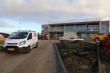 BDO Hobro Bygger nyt kontor i Hobro
