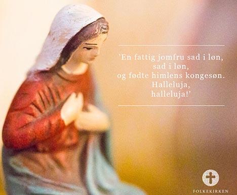 Fjordavisen nu » UGENS JULEHIT: 'Et barn er født i Betlehem'