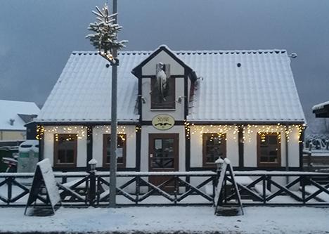 Nu spilles der Stavost på Styret i Øster Hurup