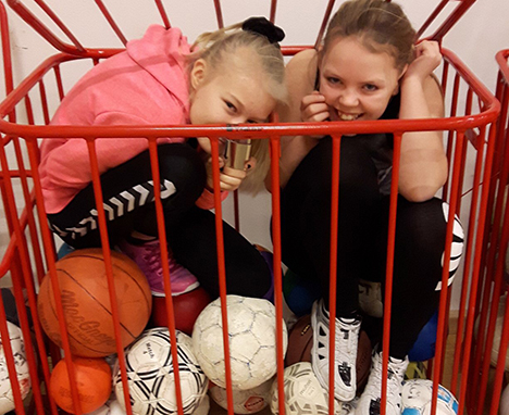 Assens summer af frivillige hænder og aktive børn