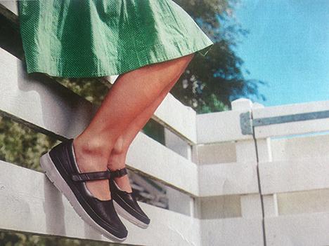 Fjordavisen.nu » New Feet demodag i Rabøl sko, Hobro