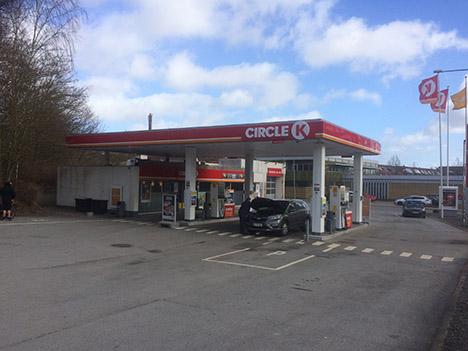 Circle K i Hadsund udvider til døgnåbent