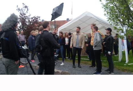Morgenfest med Go morgen Danmark i Arden