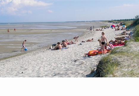 Få indflydelse i Øster Hurups nye strandlaug