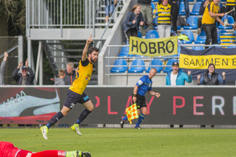 Hobro-comeback i Superliga-comebacket