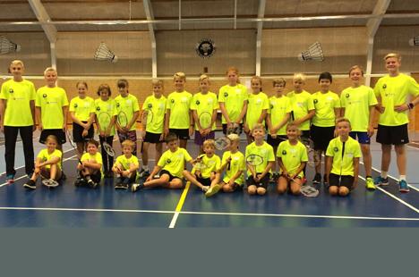 HBK BadmintonCamp 2017 afholdt med succes
