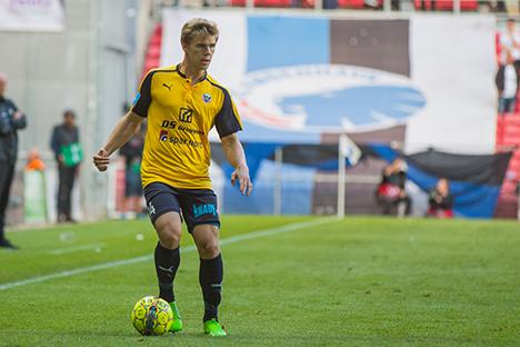 Hobro IK skal op mod Kolding IF i DBU Pokalen