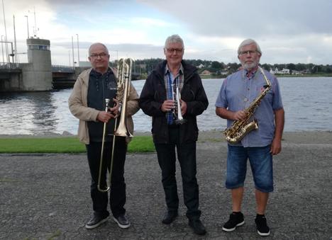 Solnedgangsmusik i Hadsund