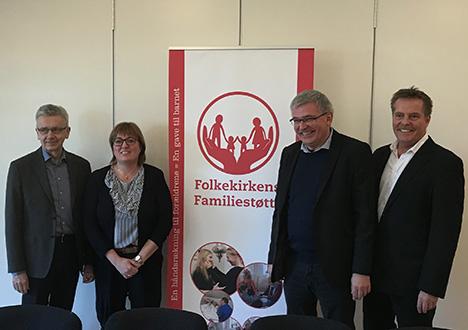 Folkekirkens Familiestøtte et tilbud i hele Mariagerfjord kommune