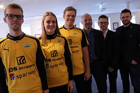 Super(liga) spændende samarbejde i Hobro mellem idrætsklubber omkring spillertøj