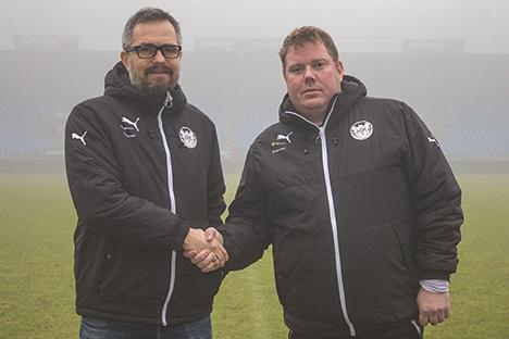 Hobro IK henter målmandstræner i AGF