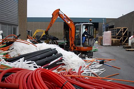 Ny plastgenanvendelse skal styrke danske virksomheders konkurrenceevne