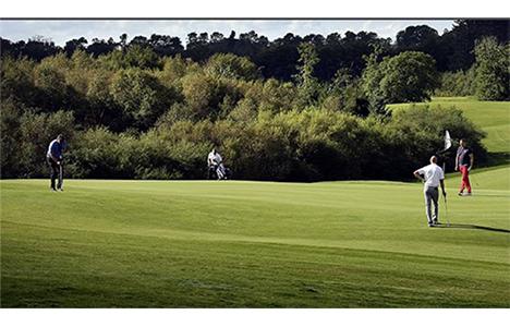 Ny træner på plads i Volstrup Golfklub