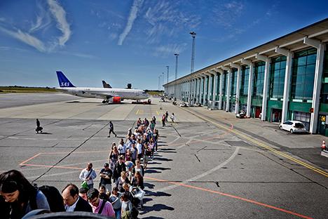 Flere afgange til Malaga og Mallorca fra Aalborg Lufthavn
