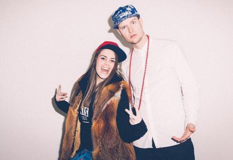 HipSomHap slutter vinterferien af med en rap-fest for børn