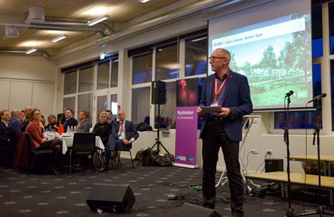 200 virksomhedsfolk samlet til nytårskur i Mariagerfjord