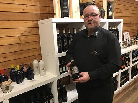 Ugens vin – En Amarone på 16% fra Golden Wine
