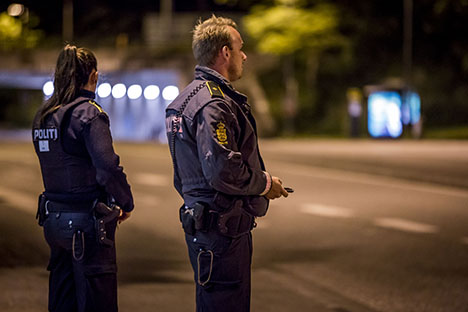 Skal du til Århus i morgen? | Politiet afholder stor øvelse