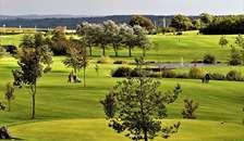 Hobro Golfklub i efterårsferien