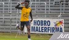 Emmanuel Sabbi står igen til rådighed for Hobro IK