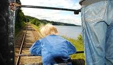 Trekantruten og Veteranbanen takker af for i år
