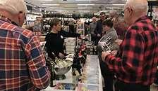 Vind billetter til Vin og Gourmet aften 2018 hos MENY Hobro
