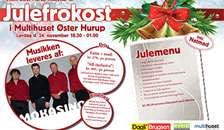 Event Øster Hurup glæder sig i denne tid |Årets julefrokost er nemlig på lørdag