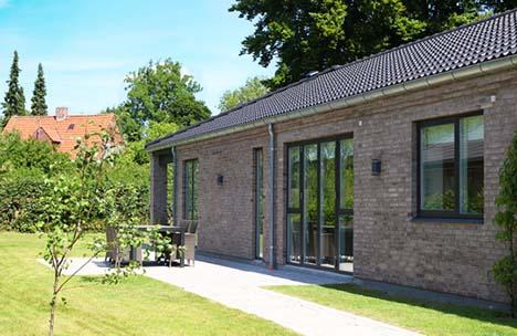 ROCKWOOL lancerer bæredygtigt byggesystem til familien Danmark