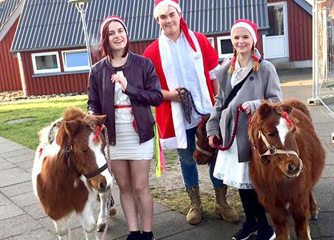 Hobro Efterskole afholder Julemarked igen i år