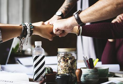 Skab mere fællesskab på din arbejdsplads