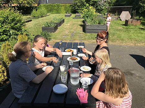 Havefællesskaber i Nordjylland vil styrke samvær om bordets glæder