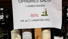 Mariagerfjord Vin lukker butikken