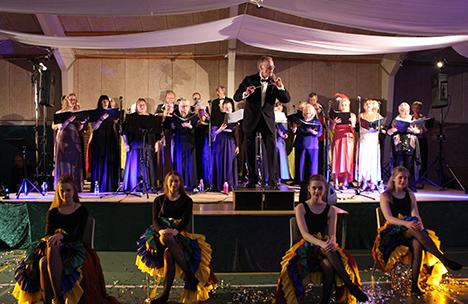 Nytårskoncert med Als-Øster Hurup Kirkekor