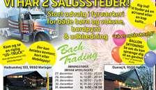 Bach Trading fyrer den af | Har i år fyrværkerisalg fra to salgssteder