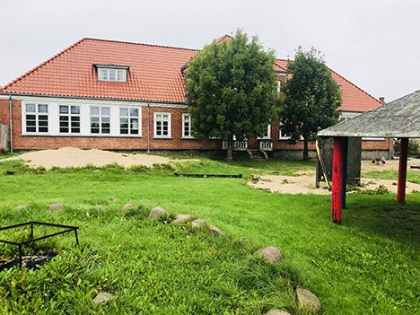 Politisk grønt lys til privat naturbørnehave  i Veddum