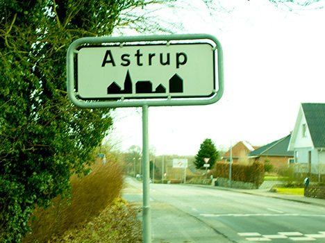 Astrup – En by i Mariagerfjord