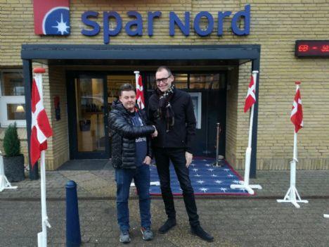 Spar Nord Bank A/S og Terndrup IF Fodbold forlænger samarbejdet