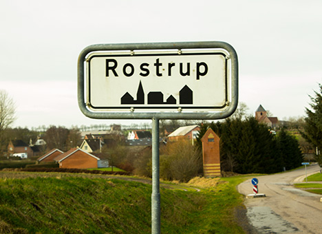 Rostrup – En by i Mariagerfjord