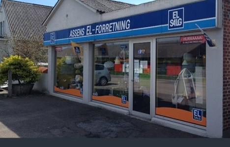 Nu er der gevinstchance hos Assens El-Forretning i Assens