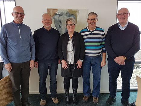Susanne Nielsen nyvalgt formand for Volstrup Golfklub